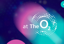 The O2 Arena London - Digital Rebrand